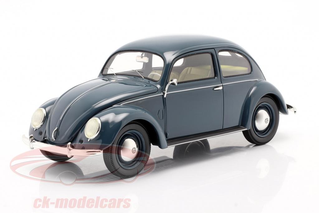schuco-1-18-volkswagen-vw-escarabajo-de-pretzel-1948-1953-azul-450026000/