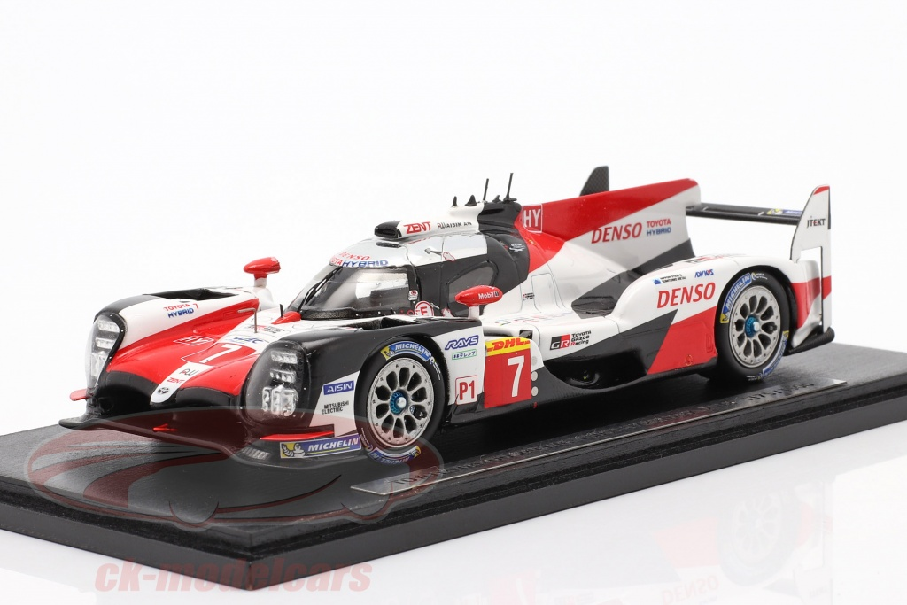 spark-1-43-toyota-ts050-hybrid-no7-2nd-24h-lemans-2018-launch-version-ty131431/