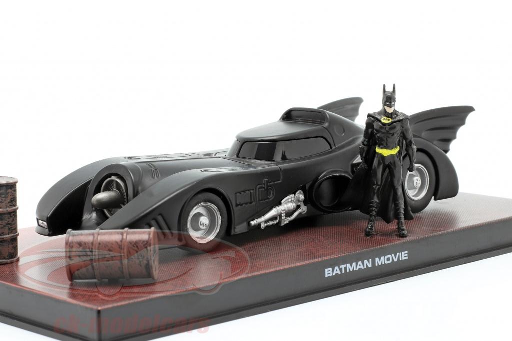 ixo-1-43-batmobile-moviecar-batman-1989-negro-altaya-bat1989no1/