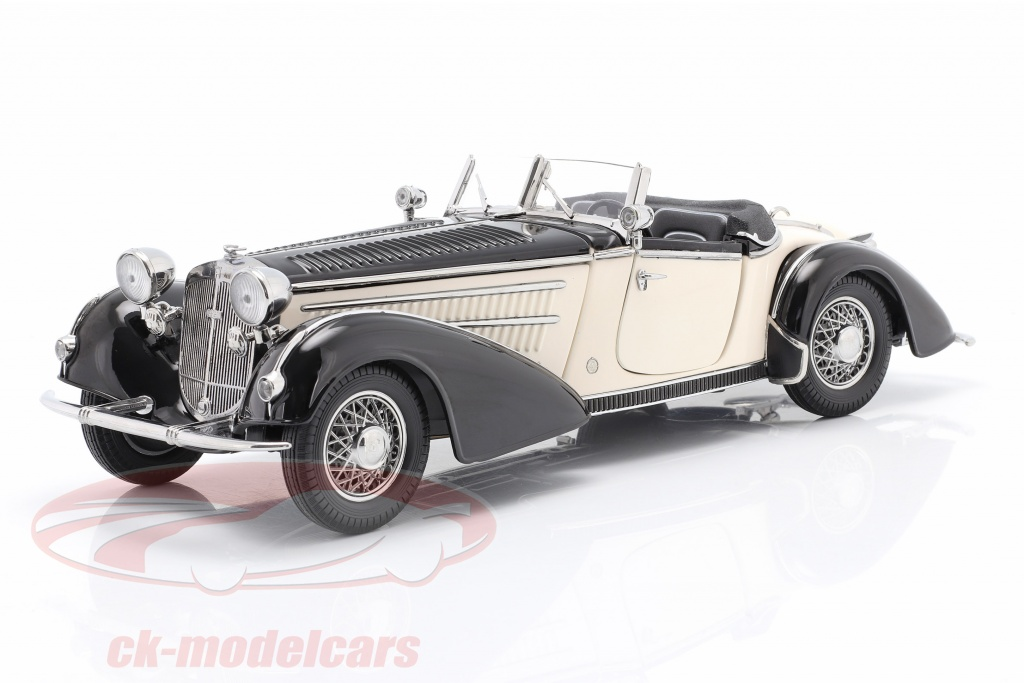sun-star-models-1-18-horch-855-roadster-year-1939-black-white-2405/