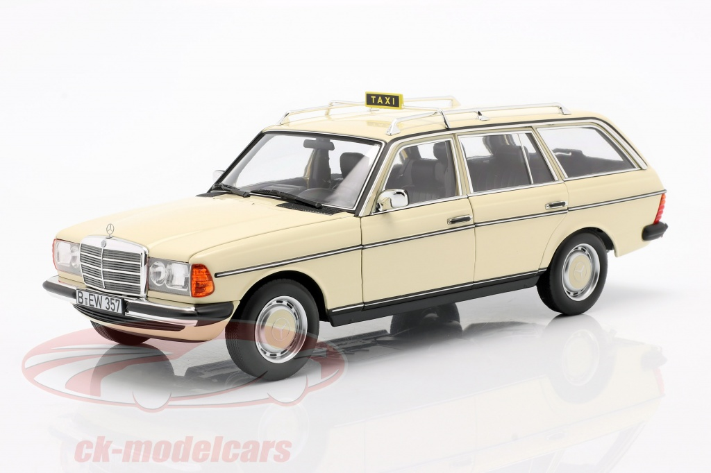 norev-1-18-mercedes-benz-200-t-s123-taxi-year-1982-light-ivory-183731/