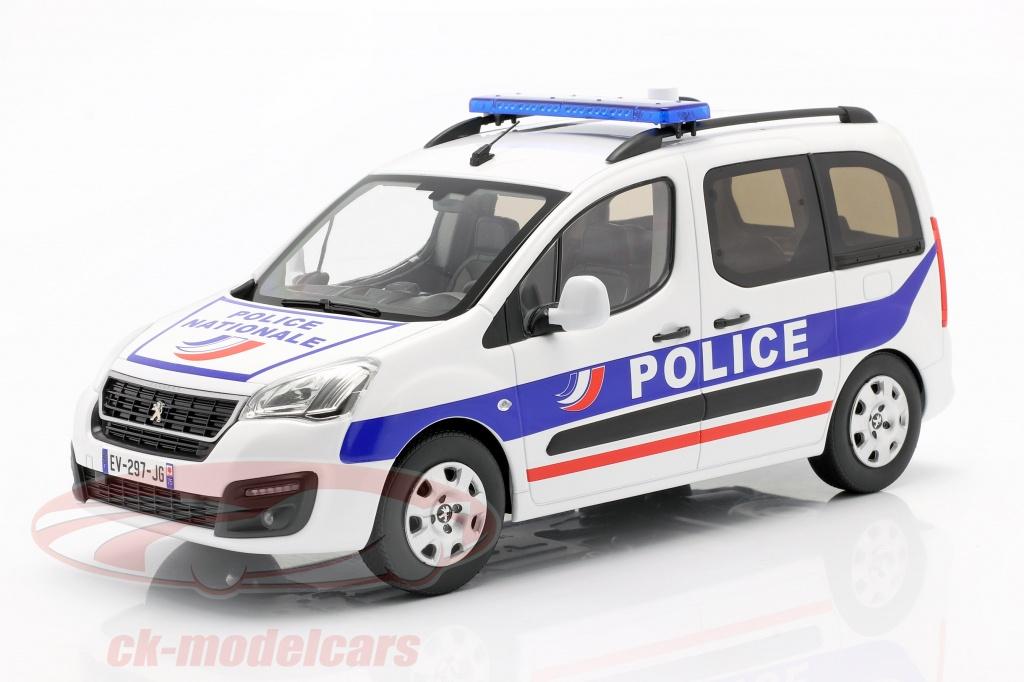 norev-1-18-peugeot-partner-police-nationale-bygger-2017-hvid-bl-184891/