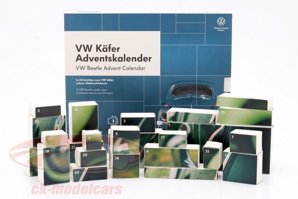 franzis-1-43-vw-escarabajo-adventskalender-2020-volkswagen-vw-escarabajo-azul-67098/