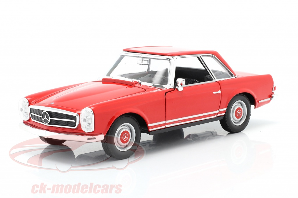 welly-1-24-mercedes-benz-230-sl-w113-hardtop-year-1963-red-24093r/