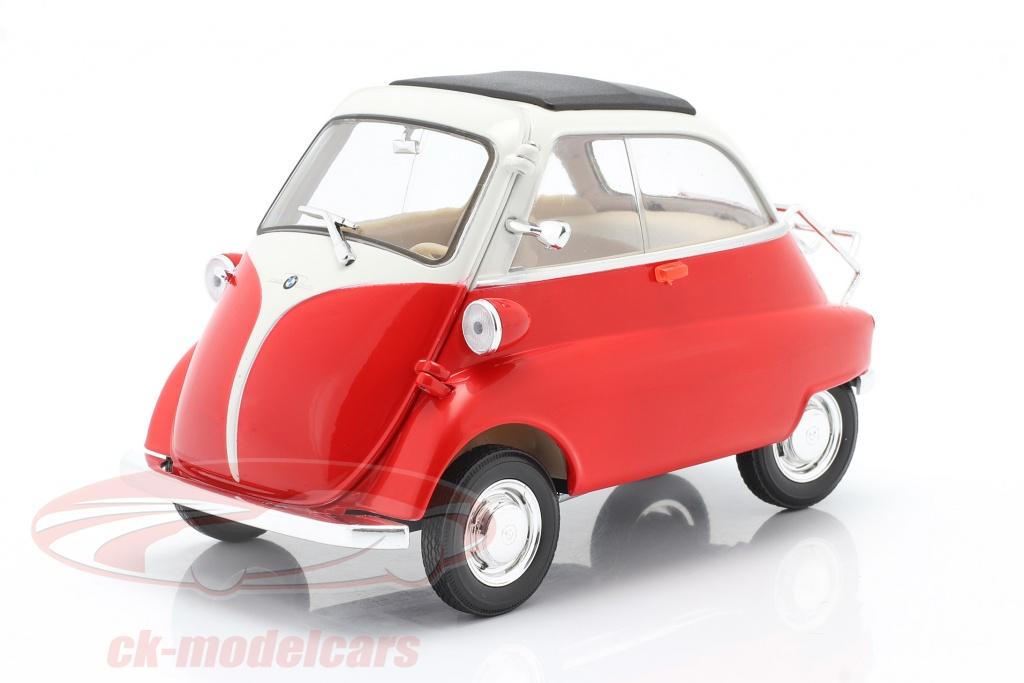 welly-1-18-bmw-isetta-250-anno-di-costruzione-1959-rosso-bianca-24096r/