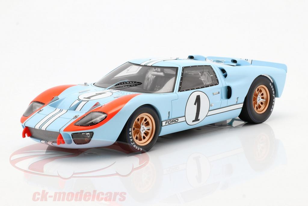spark-1-18-ford-gt40-mk-ii-no1-2-plads-24h-lemans-1966-miles-hulme-18s515/