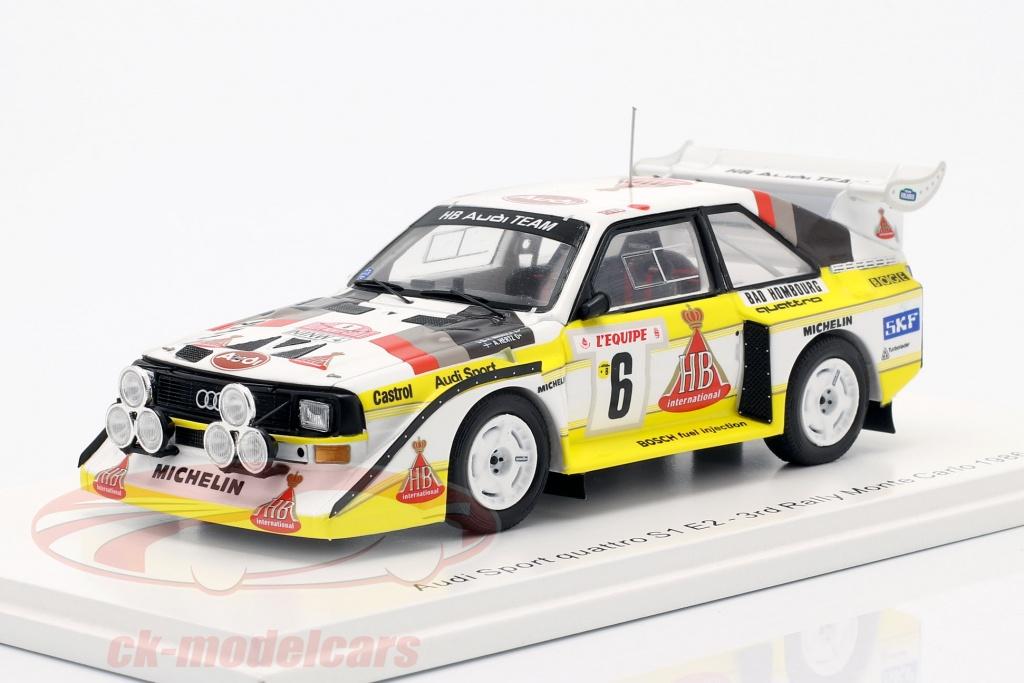 spark-1-43-audi-quattro-sport-e2-no6-3rd-rallye-monte-carlo-1986-mikkola-hertz-s5191/