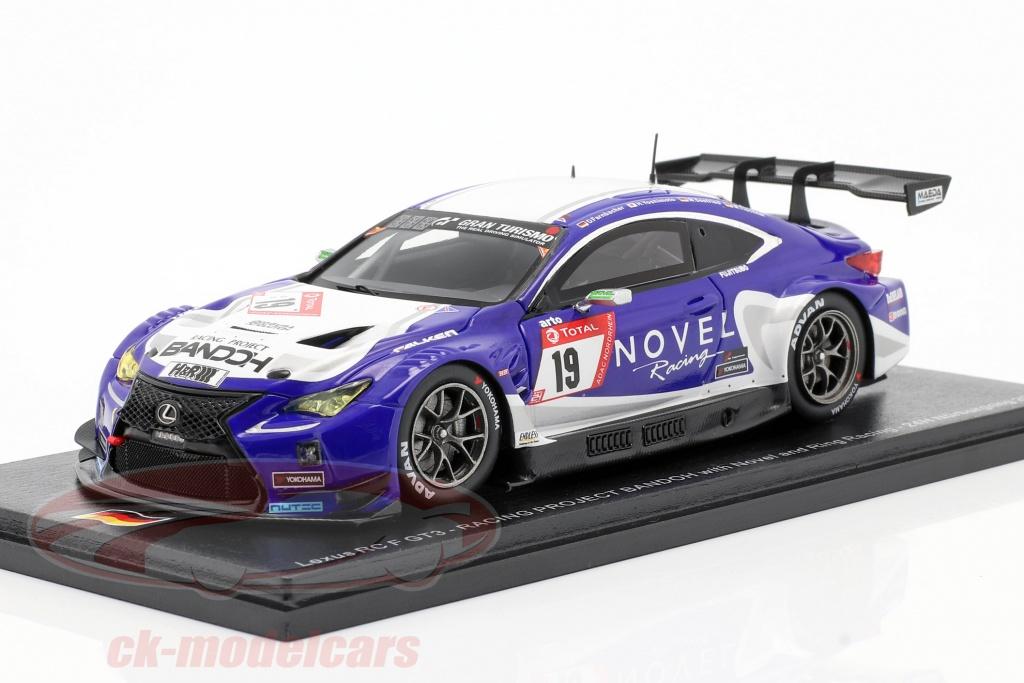spark-1-43-lexus-rc-f-gt3-no19-24h-nuerburgring-2019-racing-project-bandoh-sg538/