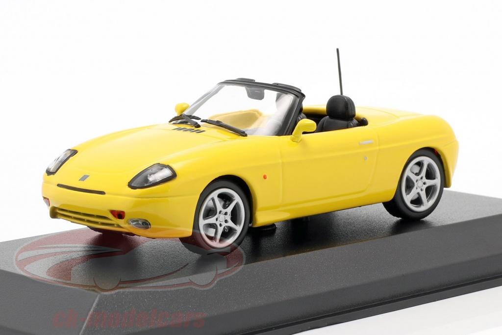 minichamps-1-43-fiat-barchetta-year-1995-yellow-940121931/