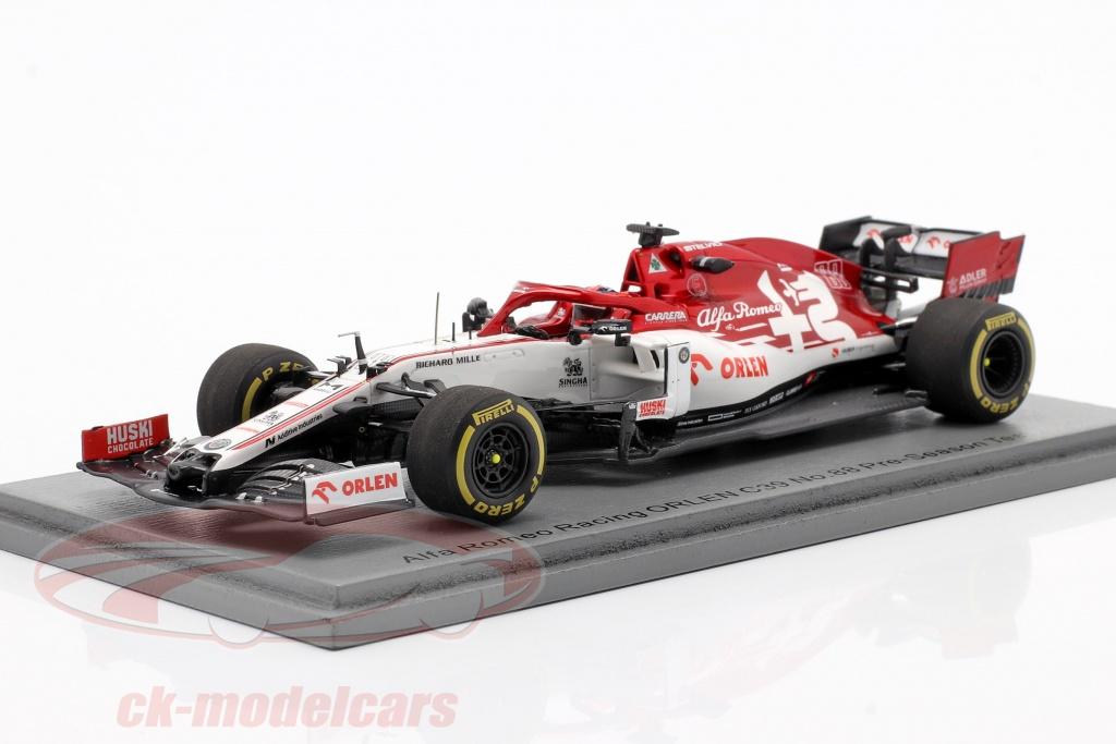 spark-1-43-robert-kubica-alfa-romeo-racing-c39-no88-fiorano-shakedown-f1-2020-s6454/