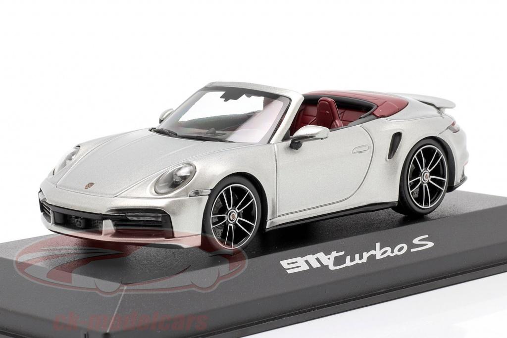 minichamps-1-43-porsche-911-992-turbo-s-cabriolet-ano-de-construcao-2020-prata-metalico-wap0201790k/