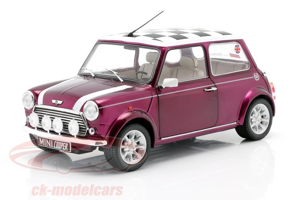 solido-1-18-mini-cooper-13i-sport-pack-year-1997-purple-metallic-s1800606/