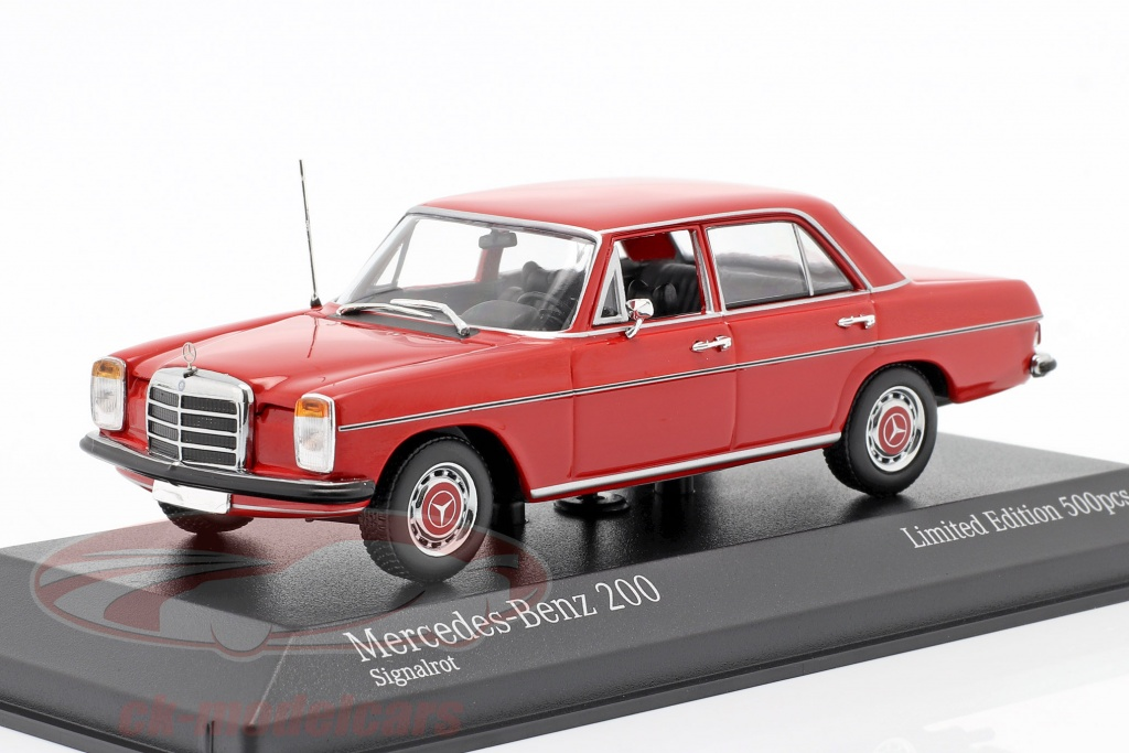 minichamps-1-43-mercedes-benz-200d-w114-115-annee-de-construction-1968-rouge-943034005/