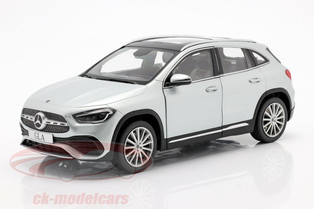 z-models-1-18-mercedes-benz-gla-class-h247-year-2020-iridium-silver-b66961036/