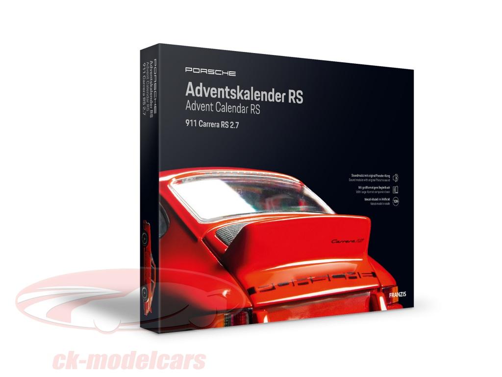 porsche-rs-advent-calendar-2020-porsche-911-carrera-rs-27-1-24-franzis-67125/