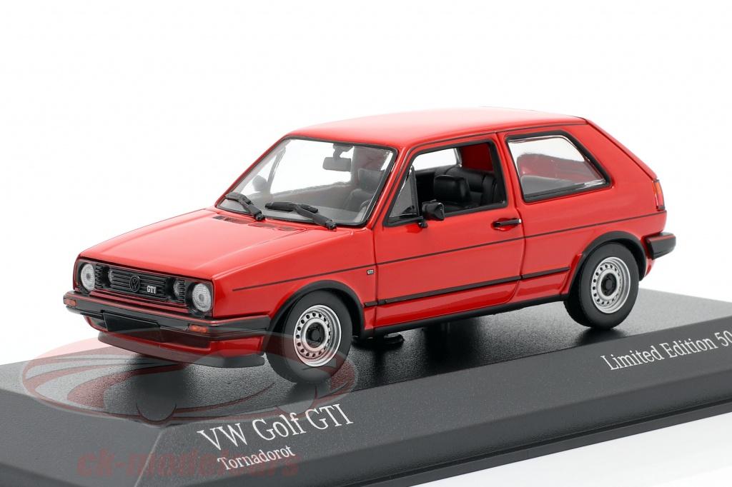 minichamps-1-43-volkswagen-vw-golf-ii-gti-baujahr-1985-tornadorot-943054124/