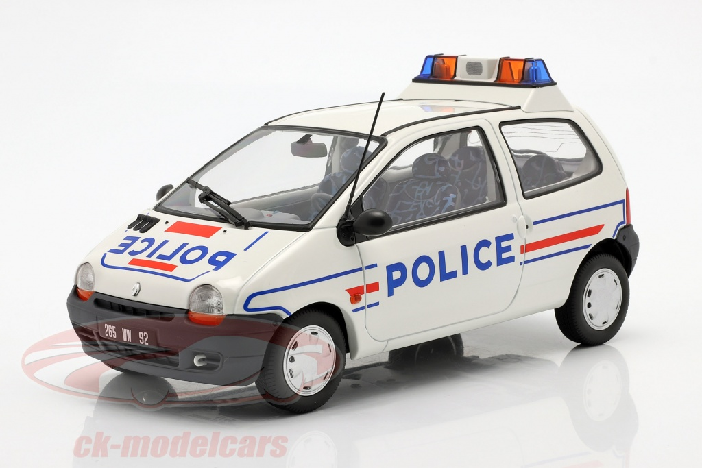 norev-1-18-renault-twingo-polica-ano-1995-blanco-azul-185296/