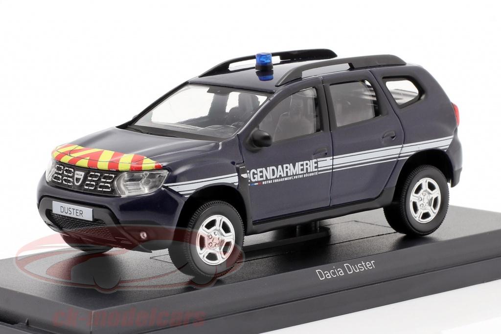 norev-1-43-dacia-duster-gendarmerie-year-2018-dark-blue-509009/