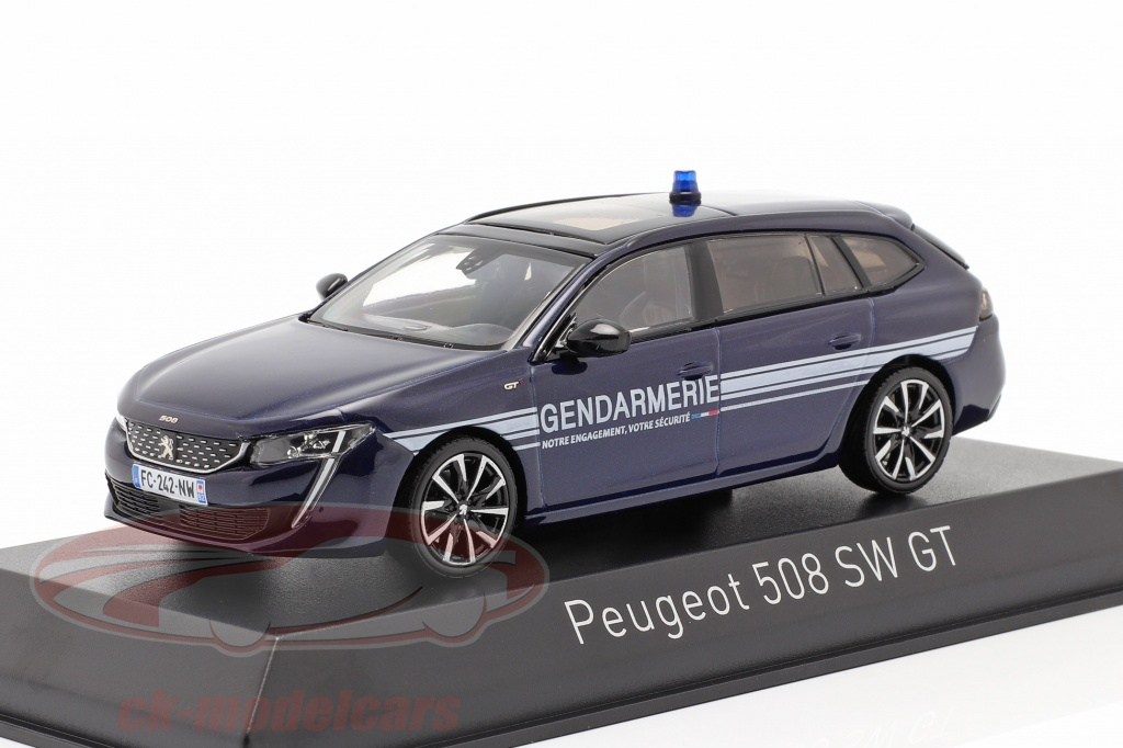 norev-1-43-peugeot-508-sw-gt-gendarmerie-year-2019-dark-blue-475830/