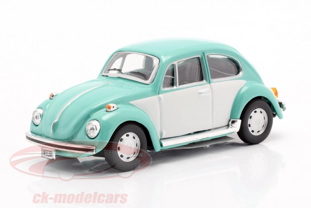 cararama-1-43-volkswagen-vw-beetle-classic-turkis-hvid-4-10542/
