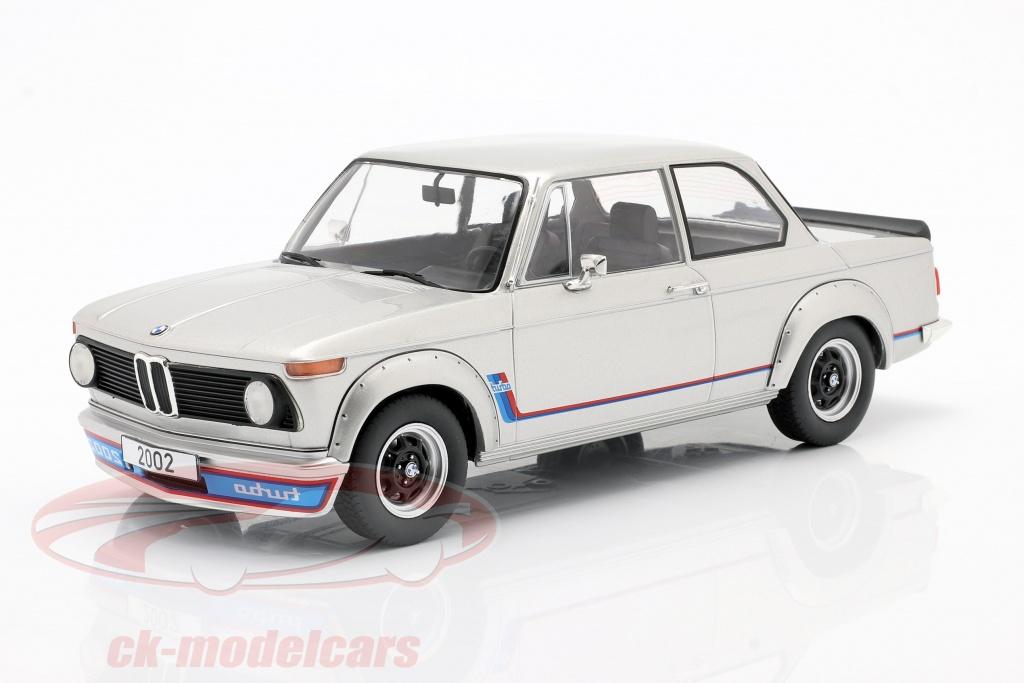 modelcar-group-1-18-bmw-2002-turbo-e20-annee-de-construction-1973-argent-mcg18149/