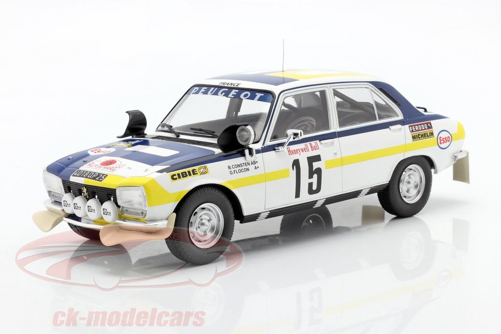 ixo-1-18-peugeot-504-ti-no15-2-rallye-marocco-1975-consten-flocon-18rmc044c/