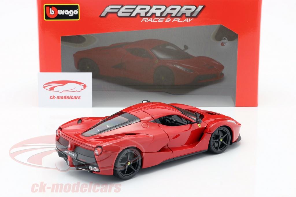 Bburago 1 18 Ferrari Laferrari Red 18 16001r Model Car 18 16001r 4893993160013