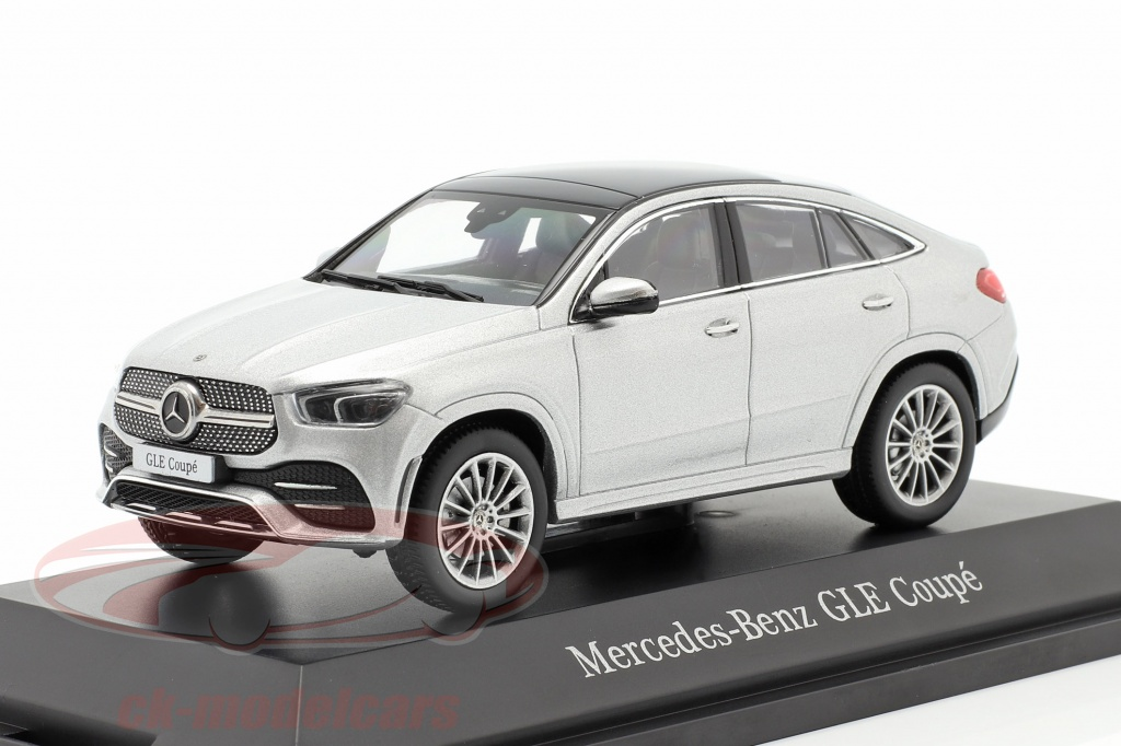 iscale-1-43-mercedes-benz-gle-coupe-c167-2020-argento-1430000000134/