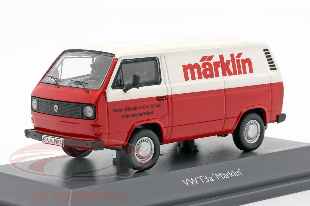 schuco-1-43-volkswagen-vw-t3a-fourgon-maerklin-rouge-blanc-450363200/