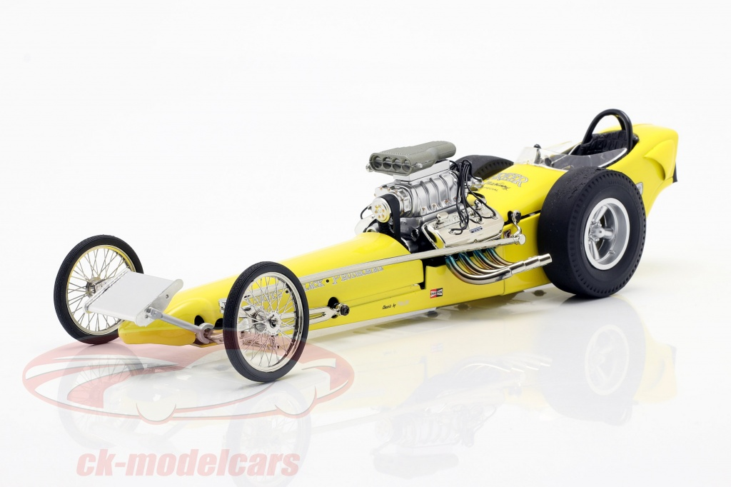 gmp-1-18-greer-black-prudhomme-vintage-dragster-yellow-18917/