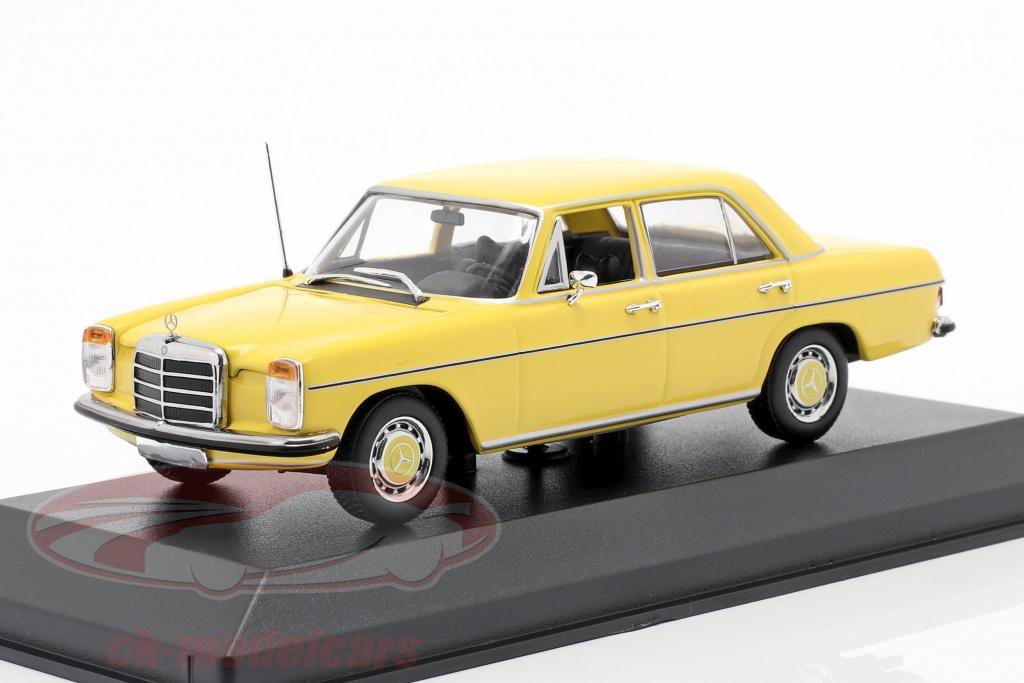 minichamps-1-43-mercedes-benz-200-w114-115-bygger-1968-gul-940034006/