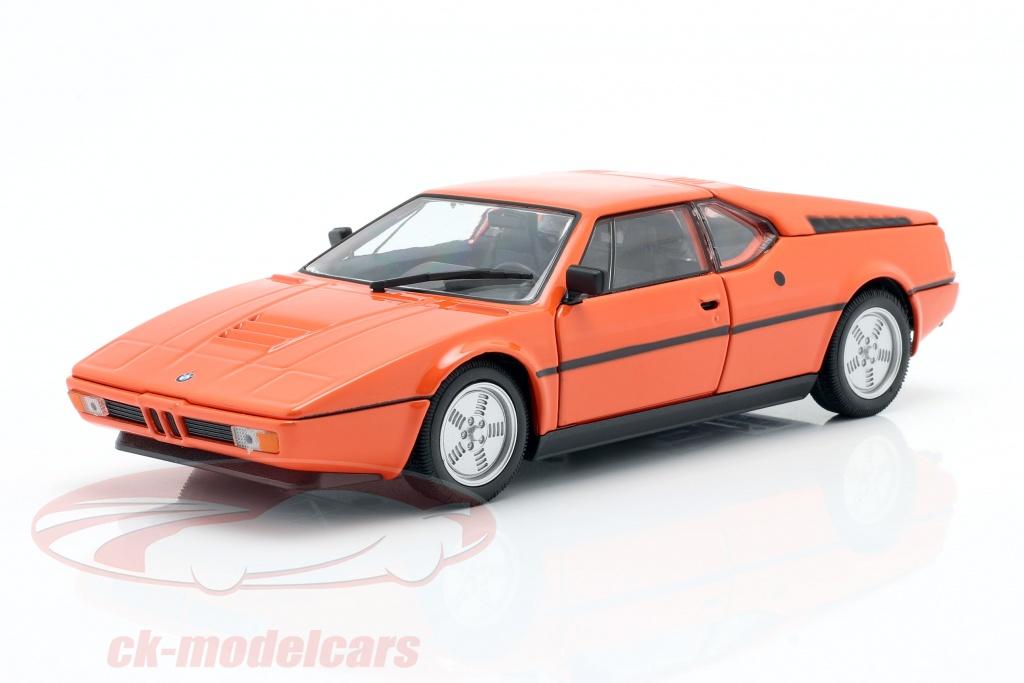 welly-1-24-bmw-m1-annee-1978-orange-24098o/