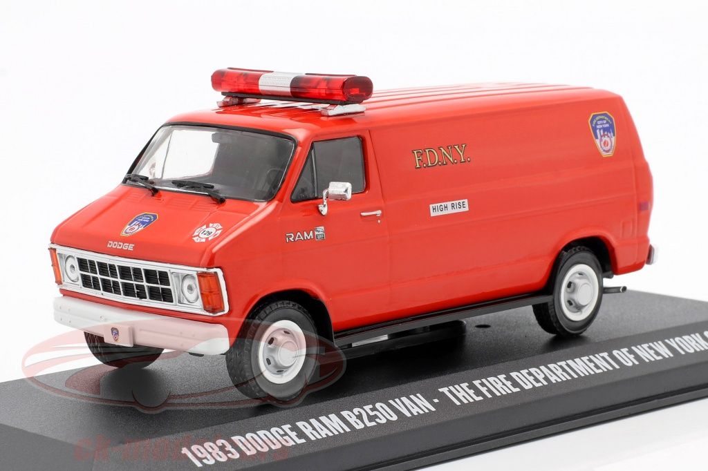 greenlight-1-43-dodge-ram-b250-van-new-york-city-fire-department-1983-rd-86578/