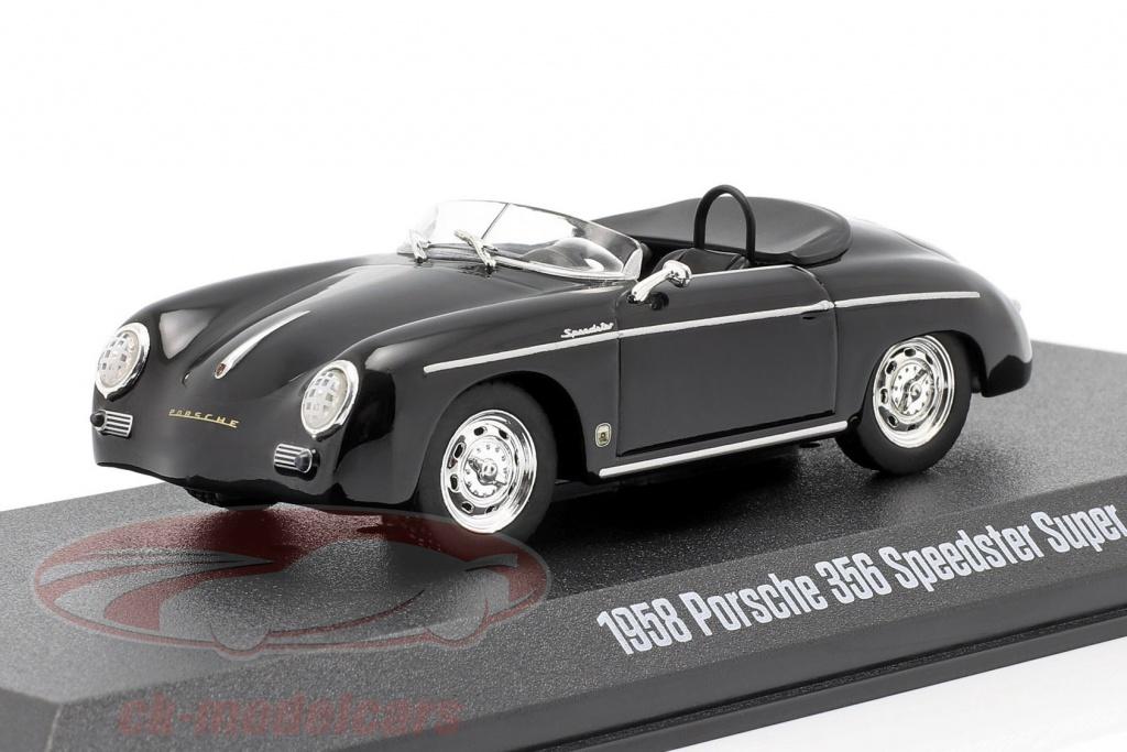 greenlight-1-43-porsche-356-speedster-super-open-top-year-1958-black-86539/