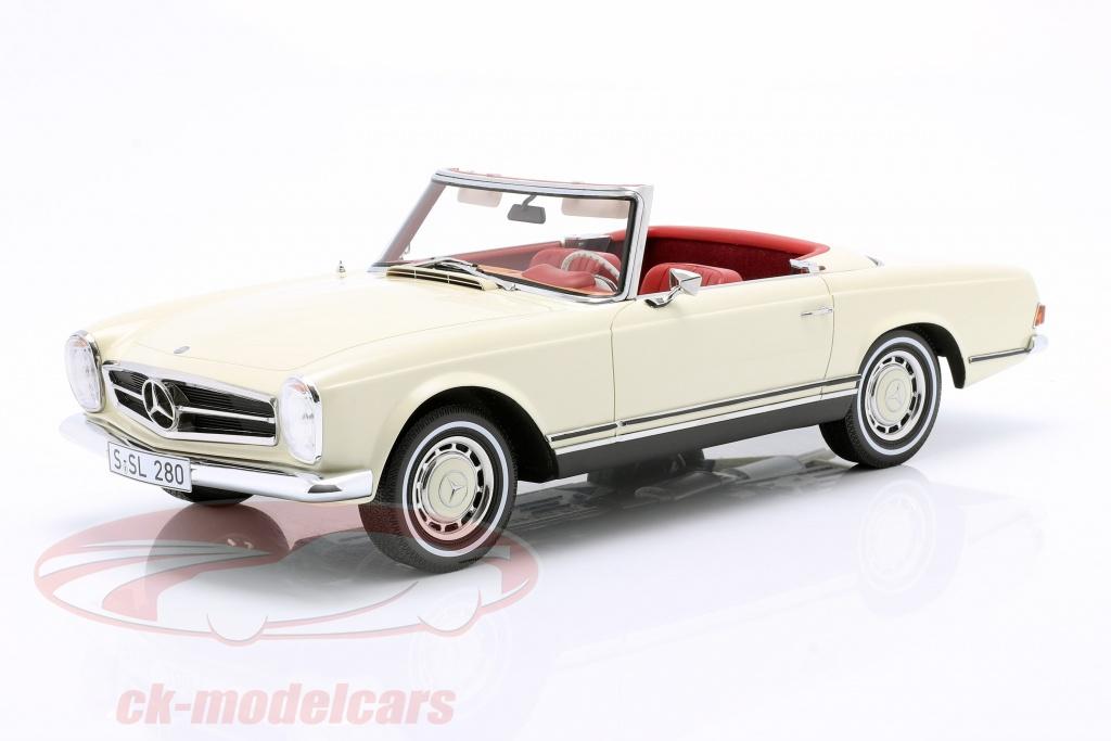 premium-classixxs-1-12-mercedes-benz-280-sl-pagode-w113-bygger-1968-beige-pcl40002/