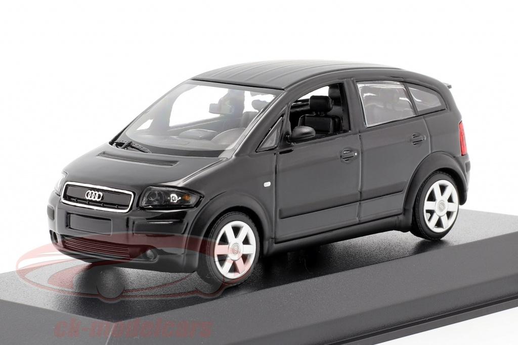 minichamps-1-43-audi-a2-8z-anno-di-costruzione-2000-nero-metallico-940019001/