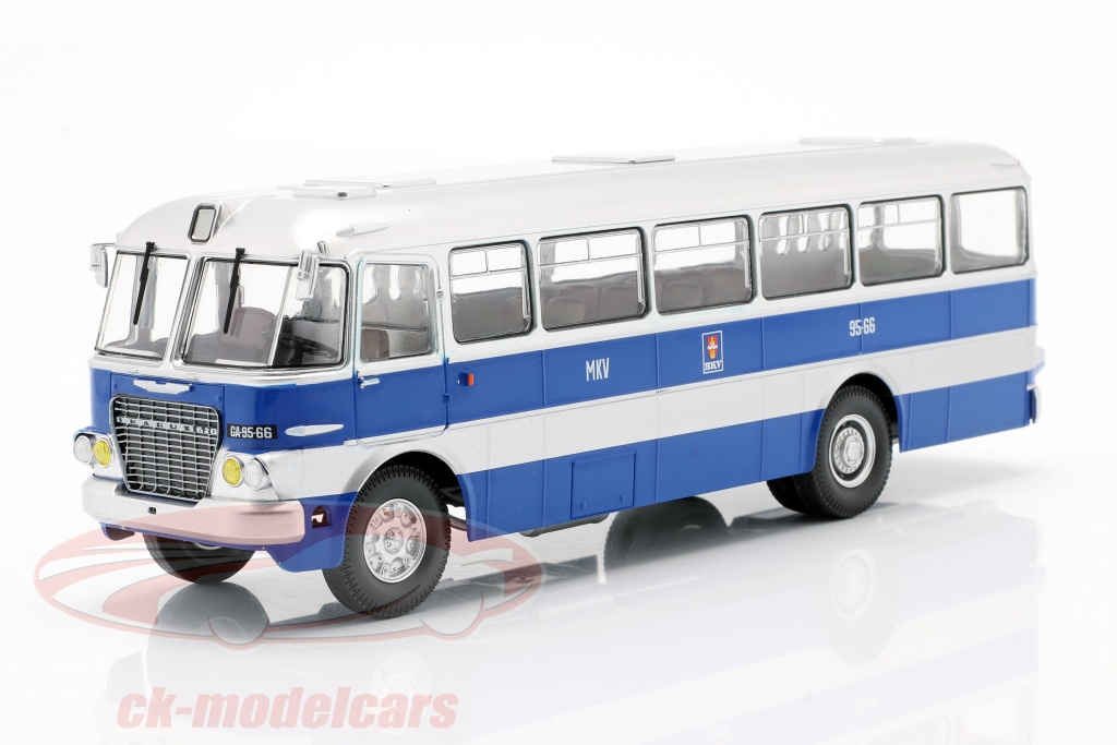 premium-classixxs-1-43-ikarus-620-bus-bkv-budapest-1961-blue-silver-pcl47117/