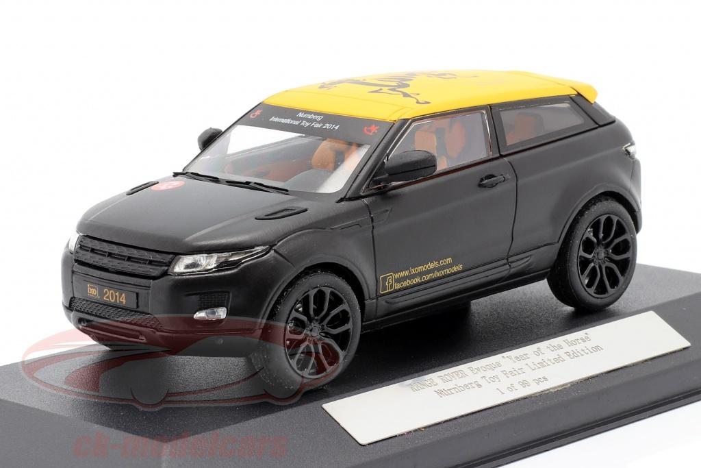 ixo-1-43-range-rover-evoque-year-of-the-horse-nuernberg-toy-fair-escarchado-negro-toy-fair-2014/