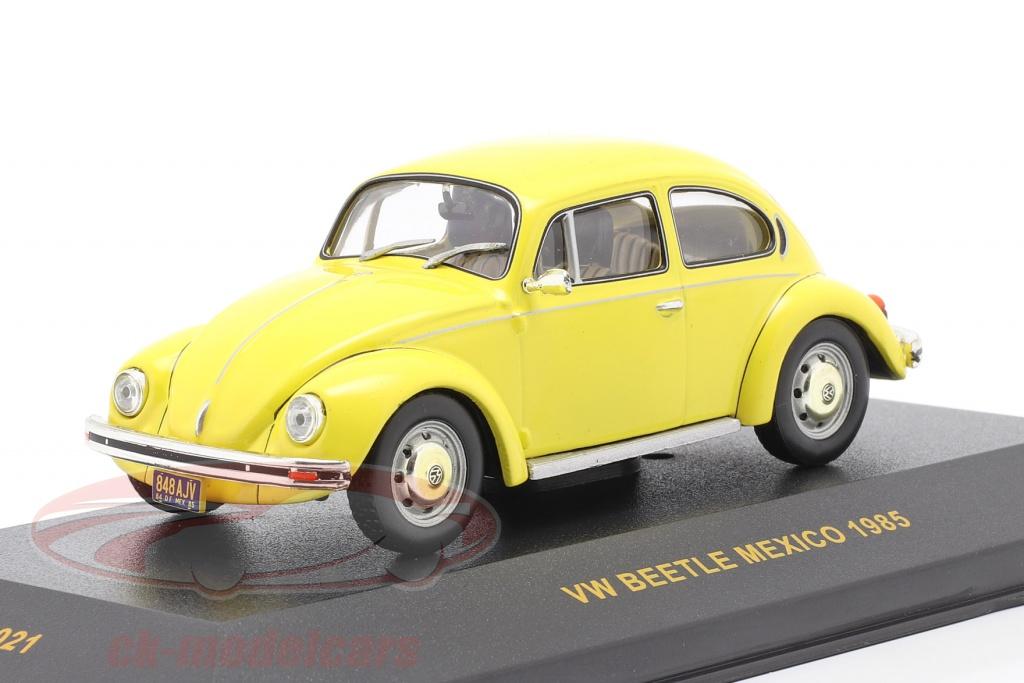ixo-1-43-volkswagen-vw-beetle-mexico-baujahr-1985-gelb-clc021/