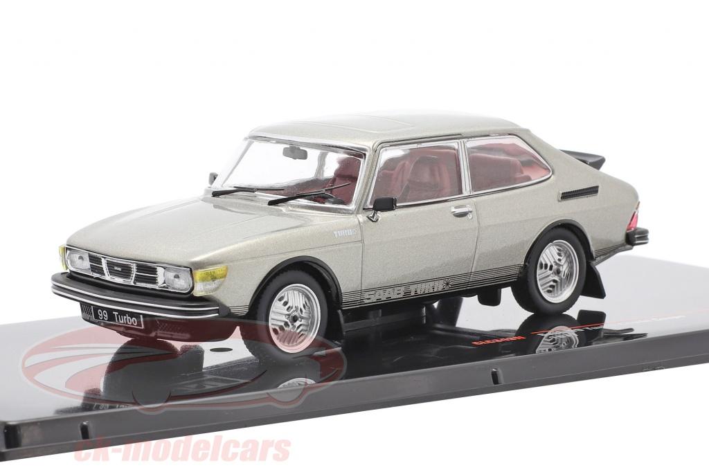 ixo-1-43-saab-99-turbo-combi-coupe-anno-di-costruzione-1977-grigio-metallico-clc343n/