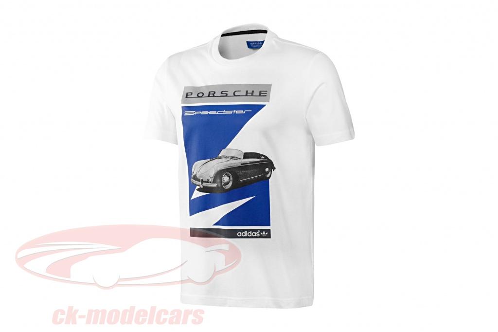 porsche-t-shirt-porsche-speedster-adidas-white-d89190/m/