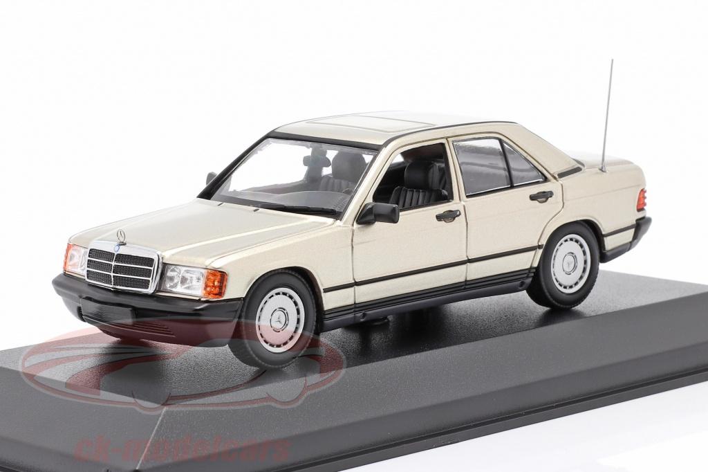 minichamps-1-43-mercedes-benz-190e-w201-baujahr-1984-silber-metallic-940034104/