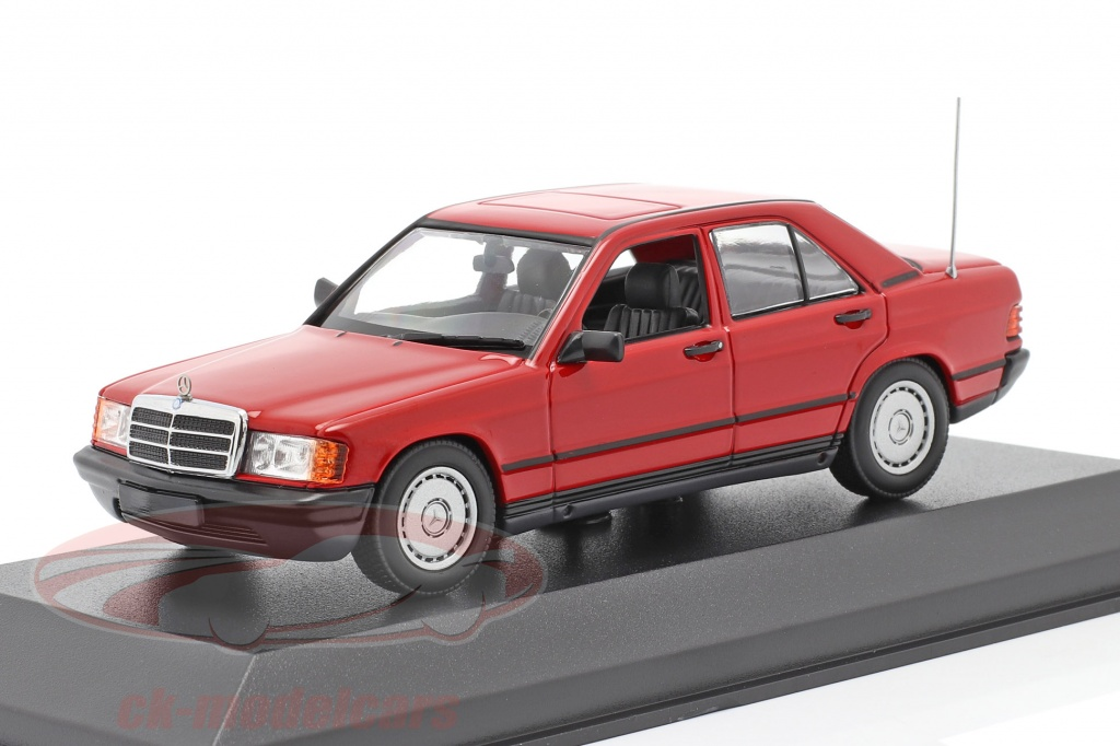 minichamps-1-43-mercedes-benz-190e-w201-year-1984-red-940034102/