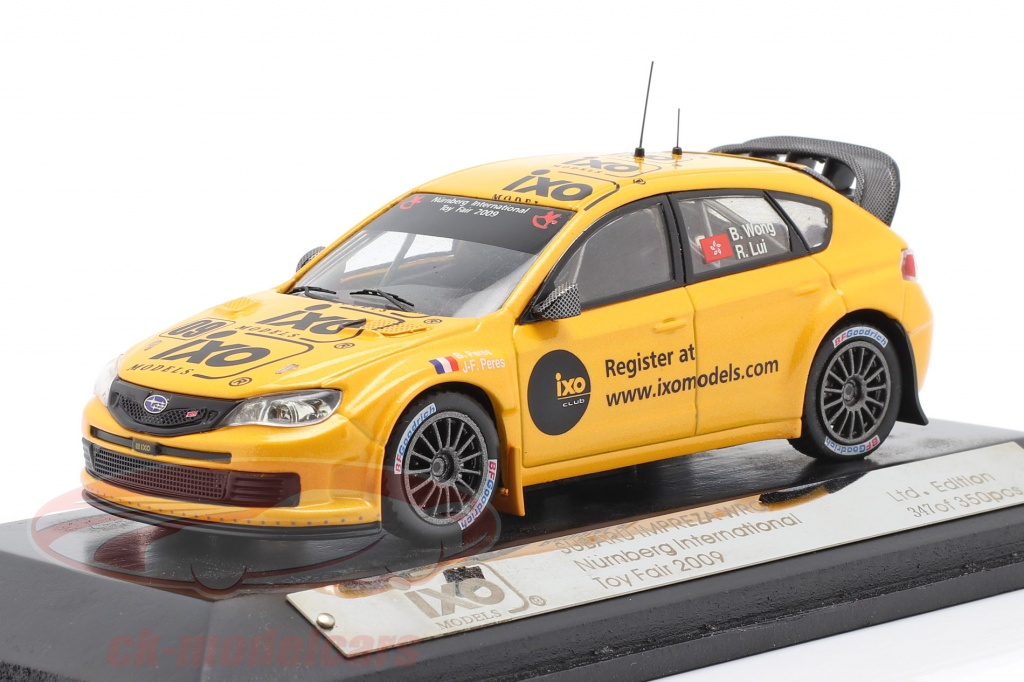 ixo-1-43-subaru-impreza-wrc-nuernberg-international-toyfair-2009-ixo2009/