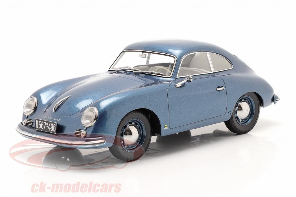 norev-1-18-porsche-356-coupe-bygger-1952-bl-metallisk-187450/