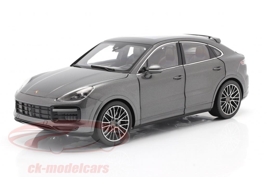 norev-1-18-porsche-cayenne-coupe-turbo-baujahr-2019-achatgrau-metallic-187670/