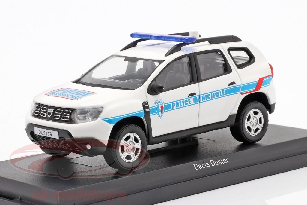 norev-1-43-dacia-duster-police-municipale-2018-hvid-bl-509011/