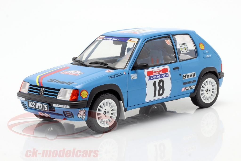 solido-1-18-peugeot-205-no18-rallye-tour-de-corse-1990-vericel-chollier-s1801706/