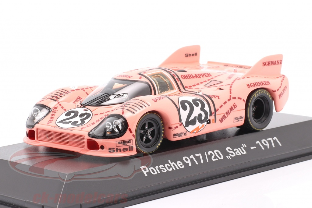 spark-1-43-porsche-917-20-sau-pink-pig-no23-24h-lemans-1971-kauhsen-joest-map02035220/