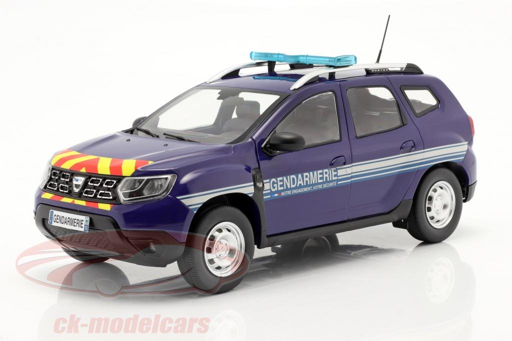 solido-1-18-dacia-duster-mk2-gendarmeria-anno-di-costruzione-2018-blu-s1804603/